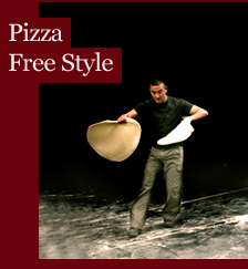Pizza free style